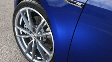 Volkswagen Golf R PP for UK - wheels
