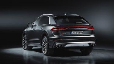 Audi SQ8 TDI - rear quarter