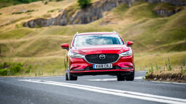 Mazda 6 MY18 review - nose