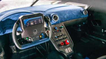 Maserati MC12 Versione Corse – interior