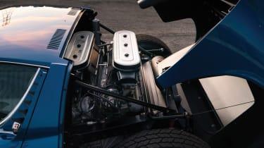 Lamborghini Miura SV engine