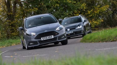 Ford Focus ST review - prices, specs and 0-60 time | Evo