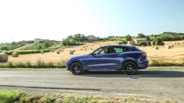 Maserati Levante Trofeo review - sid