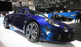 Alpine A110 ledgende – side