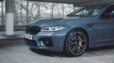 BMW current range - M5
