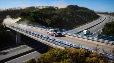 WRC Rally Portugal 2017 - M Sport Ford 2