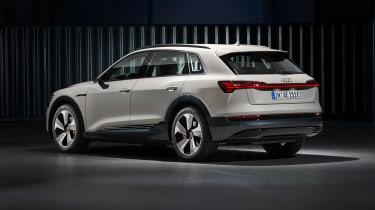 Audi e-Tron - rear quarter