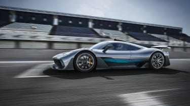 Mercedes-AMG Project One - profile