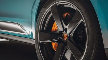 Porsche Macan – wheels