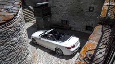 Mercedes-Benz E400 4Matic Cabriolet - Rear