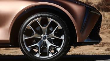 Lexus LF-1 Limitless - wheels