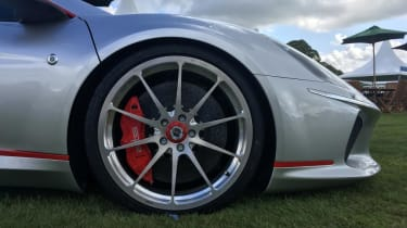 ATS Automobili GT - front wheel