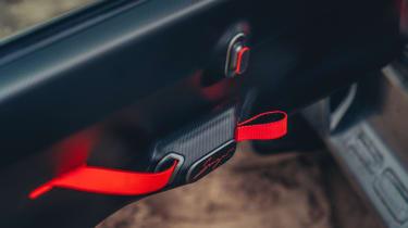 Singer Vehicle Design ACS - studio handle