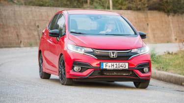 Honda Jazz Sport – front