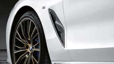 BMW 8-series Gran Coupe M Performance parts wheel