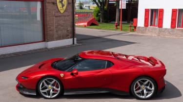 Ferrari SP38 Deborah profile