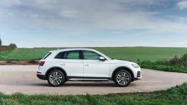 Audi Q5 2021 – side static