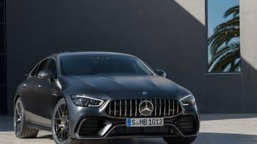 Mercedes-AMG GT 63 S - static