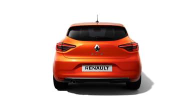 Renault Clio exterior - rear