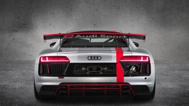 Audi R8 LMS GT4 rear