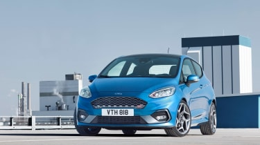 2017 Ford Fiesta ST - front