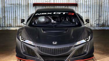 Honda NSX GT3 - Front