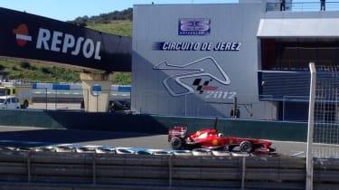 Ash Miller Budding racing driver: blog 2