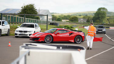 Goodwood track day - Pista