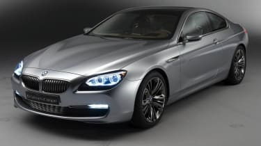 BMW 6-series Coupe concept