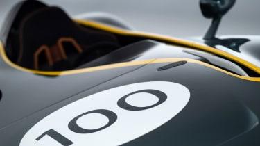 Aston Martin CC100 speedster concept number 100