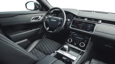 Range Rover Velar SVA -interior