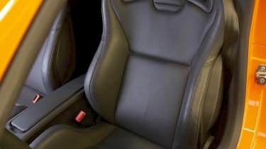 Artega GT seat