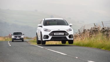 Ford Focus Rs Review Is Ford S Hyperactive Hatchback A Cut Price