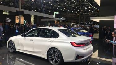 BMW 3-series G20 320d - Paris motor show