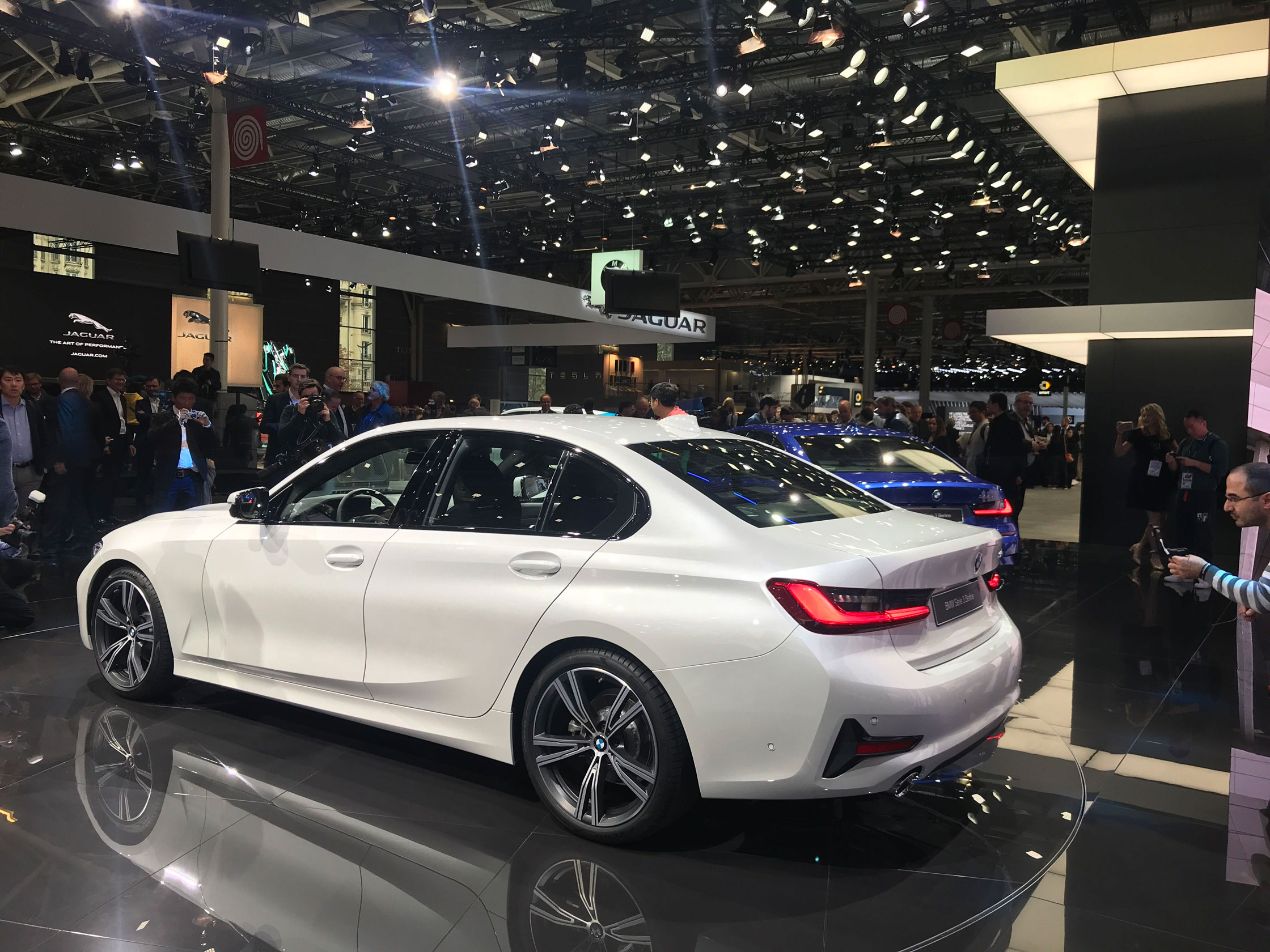 new 2019 bmw 3-series revealed - lighter and more dynamic