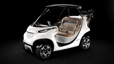 Mansory 2018 - golf cart 2
