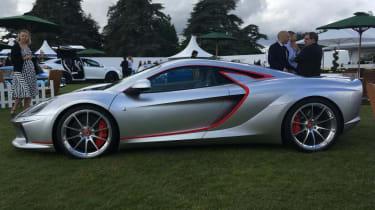 ATS Automobili GT - profile