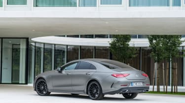 Mercedes-Benz CLS AMG Line – rear quarter
