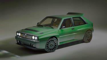 Automobili Amos Lancia Delta Integrale - front quarter