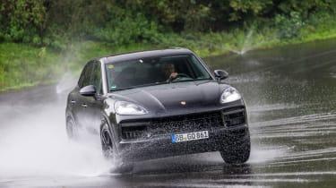 2018 Porsche Cayenne Turbo - Front