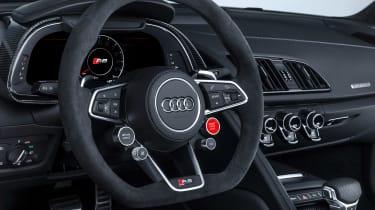 Audi performance parts - R8 interior