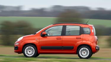 Fiat Panda - Side