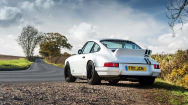 Paul Stephens Porsche 911 - rear quarter