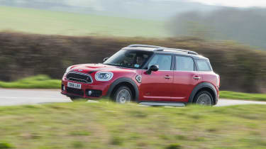 Mini Countryman SD - Front