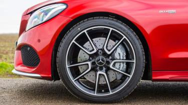 Mercedes-AMG C43 Saloon - Wheel