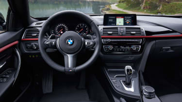 2017 BMW 4 Series Gran Coupe - Interior