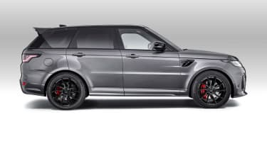 Overfinch Range Rover Sport profile