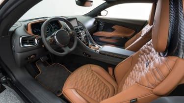 Startech Aston Martin DB11 – interior