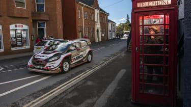 Elfyn Evans Wales Rally GB