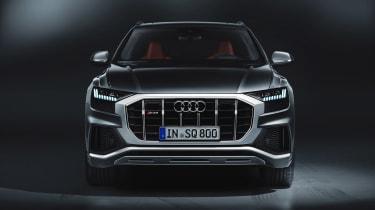 Audi SQ8 TDI - nose